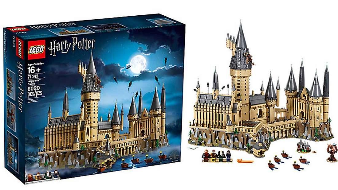 Hogwarts-Set von Lego