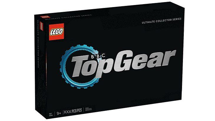 So könnte das neue Lego Top Gear Set aussehen