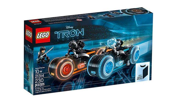 """LEGO """"TRON-Legacy""""-Set"""