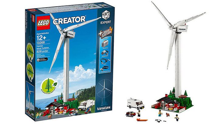 Lego Windturbinen-Set