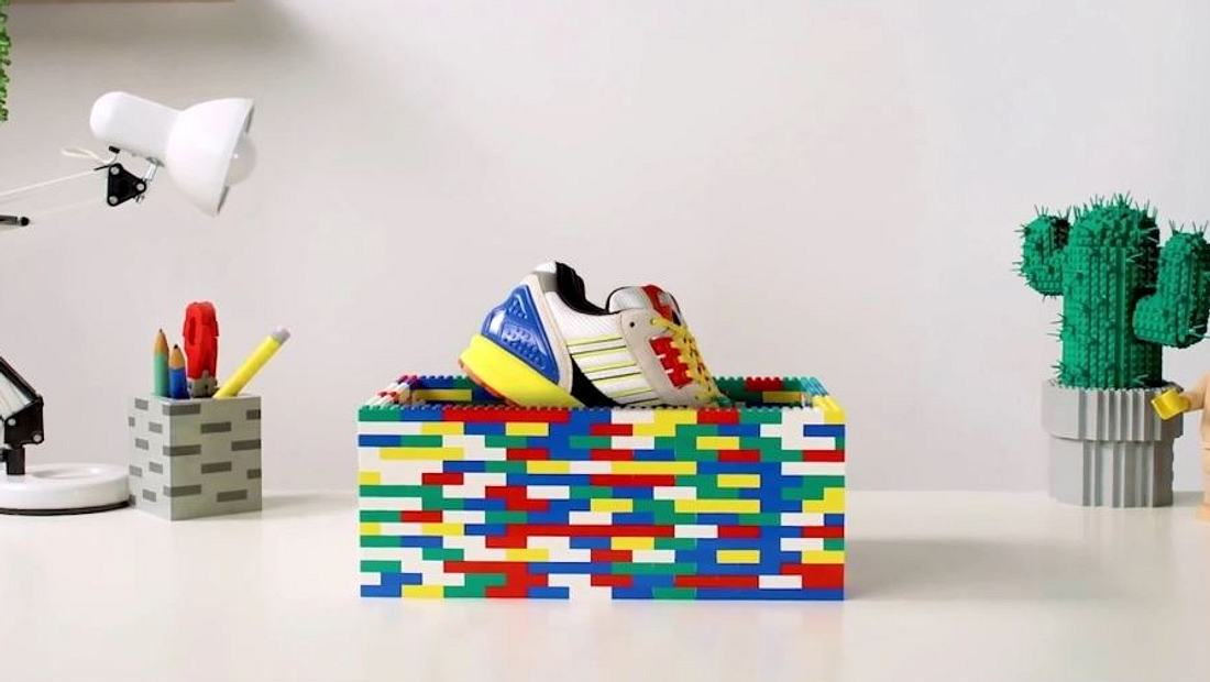 Lego x adidas Originals