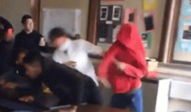 Tatort Klassenzimmer: Handgreifliche Auseinandersetzungen in Schulen nehmen zu