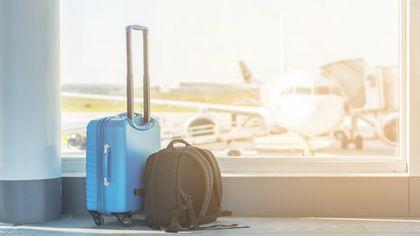 Leichte Koffer für eine angenehme Reise