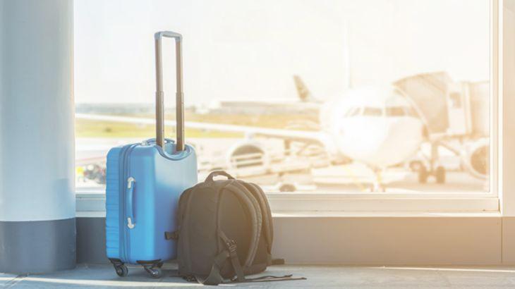 Leichte Koffer