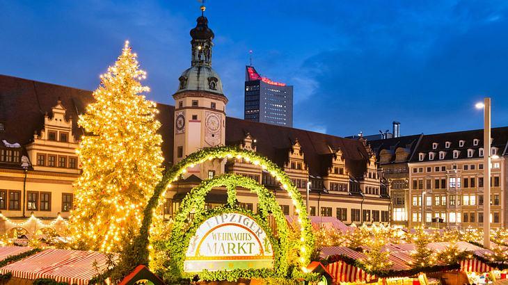 Weihnachtsmarkt Leipzig: Die Top-Märkte 2019