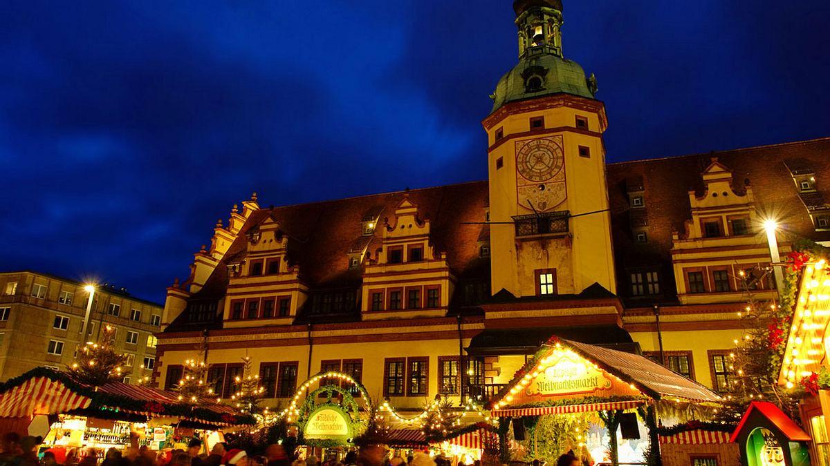 Deutscher Weihnachtsmarkt zum schönsten Europas gewählt