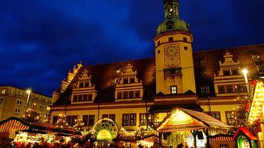Leipziger Weihnachtsmarkt - Foto: iStock / LianeM