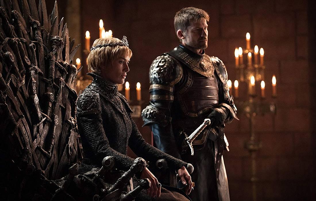 Lena Headey und Nikolaj Coster-Waldau in Game of Thrones