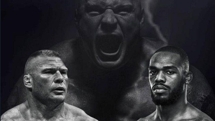 Kommt es zum MMA-Kampf zwischen Jon Jones und Brock Lesnar?