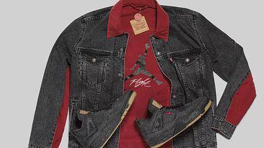 Levis x Jordan: Neue ikonische Kollektion ab Ende Juni - Foto: Levis