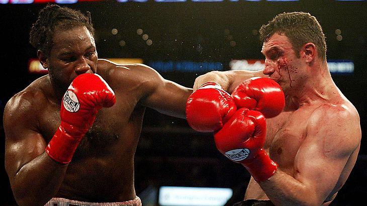 Boxkampf: Lennox Lewis vs. Vitali Klitschko
