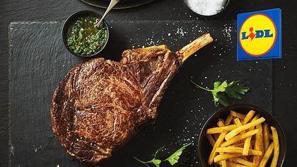 Lidl bringt Monster-Steak in die Regale