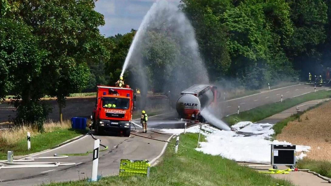 Lkw-Fahrer rettete Stadt vor Mega-Explosion - jetzt wird er dafür bestraft