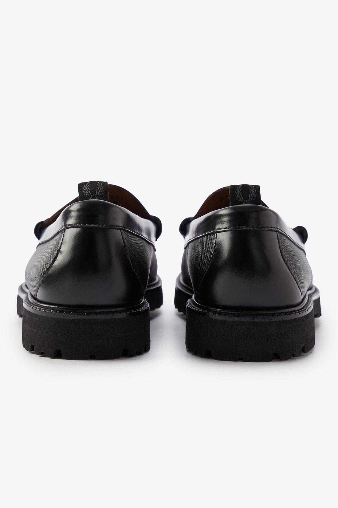 Loafer von Fred Perry und G.H. Bass