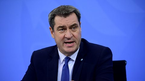 Markus Söder - Foto: GettyImages/ Pool