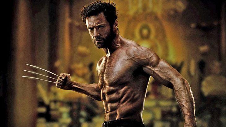 Hugh Jackman als Logan /Wolverine