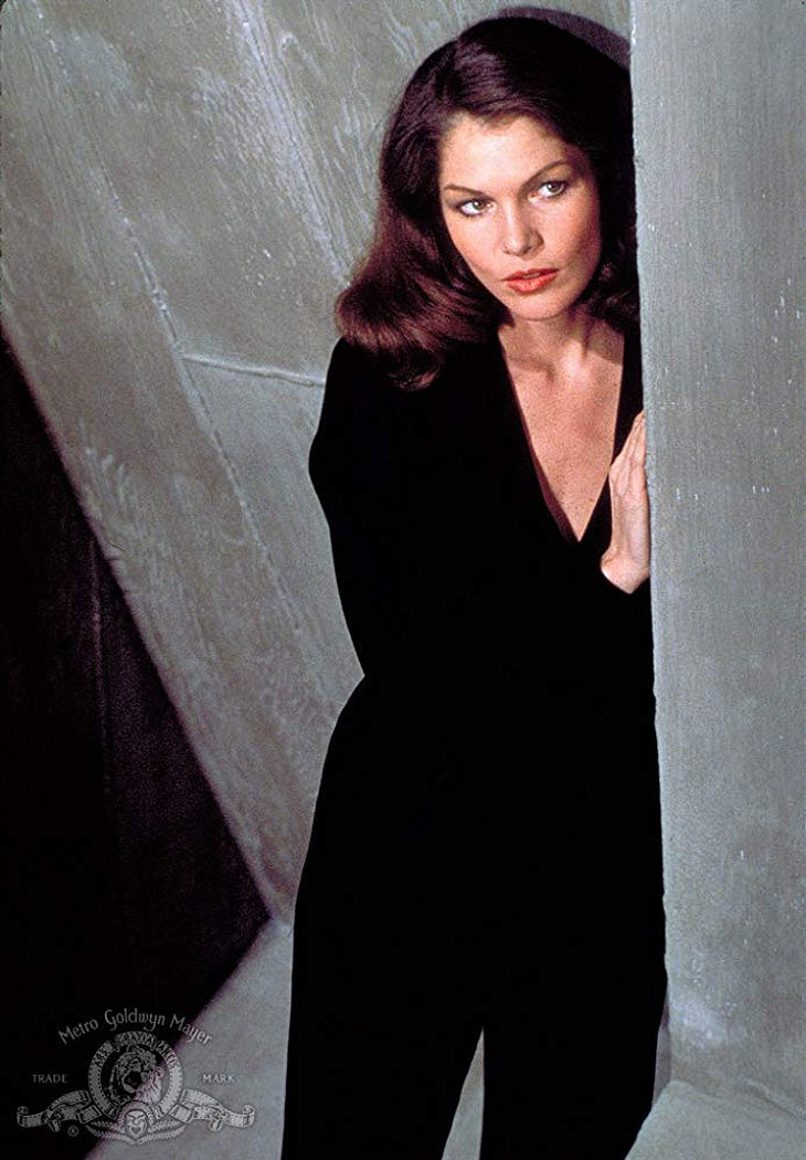 "Lois Chiles als Holly Goodhead in ""Moonraker"""