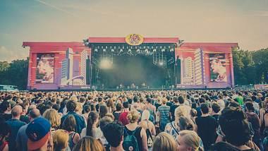 Lollapalooza 2017 Line-up: Foo Fighters und The XX kommen nach Berlin