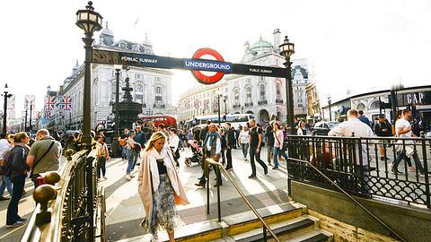 London gilt als eine der pulsierendsten Hauptstädte Europas. - Foto: iStock/William Barton