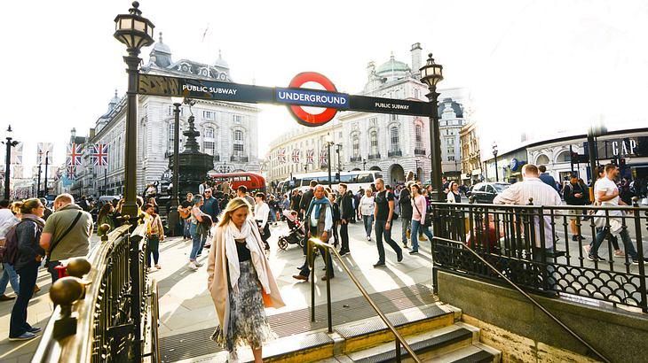 London gilt als eine der pulsierendsten Hauptstädte Europas.