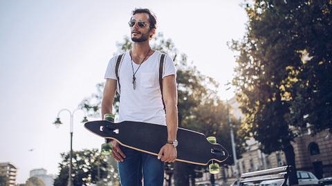 Longboard: Die besten Modelle im Vergleich