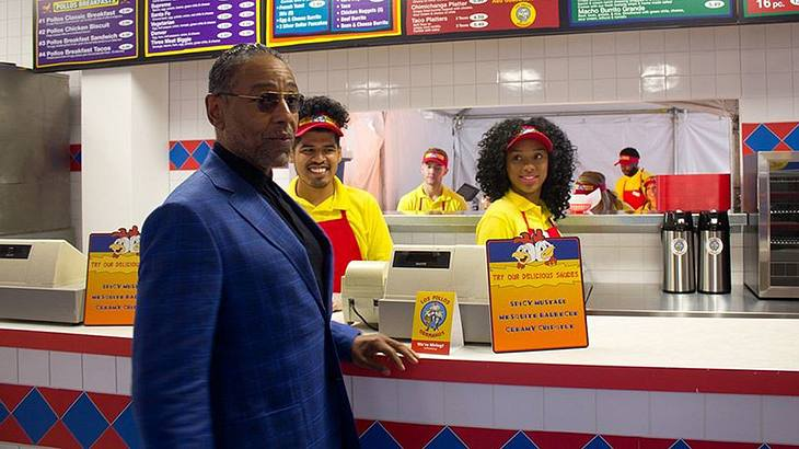 Los Pollos Hermanos aus Breaking Bad eröffnet als Pop-up in New York