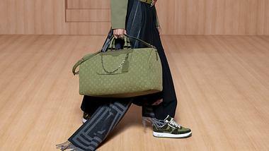 Louis Vuitton Spring/Summer 2022 - Foto: Getty Images/ Kristy Sparow
