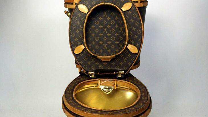 Diese Toilette von Louis Vuitton kostet 100.000 US-Dollar