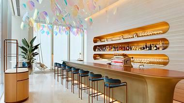 Louis Vuittons Restaurants und Bar in Tokyo - Foto: Louis Vuitton