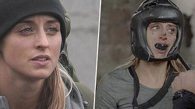 Louise Gabbitas ist SAS-Anwärterin. - Foto: Channel 4