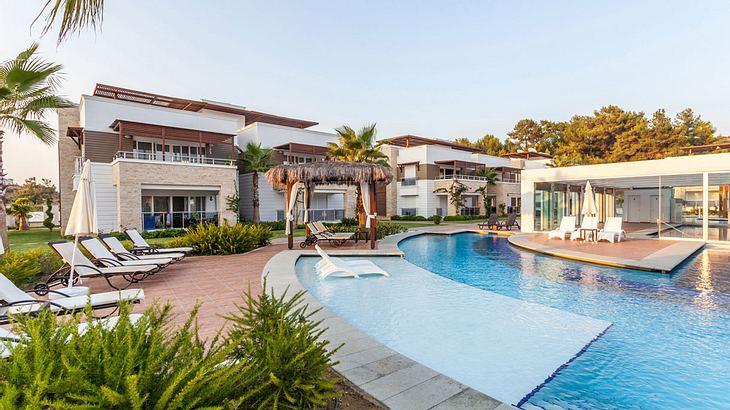 Luxus-Hotel