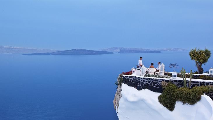 Lycabettus: Das ist das romantischste Hotel der Welt