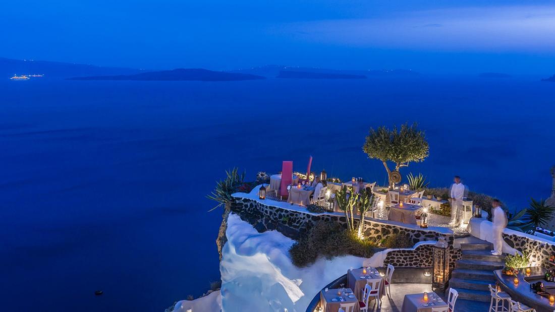 Lycabettus: Das ist das romantischste Restaurant der Welt