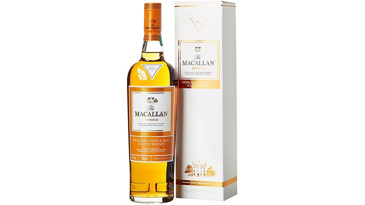 Macallan Amber Highland Single Malt Whisky