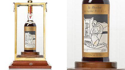 Macallan Valerio Adami: Teuerster Whisky der Welt