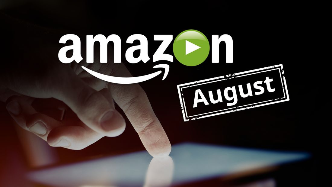 Amazon Prime Video: Neue Filme & Serien im August 2017