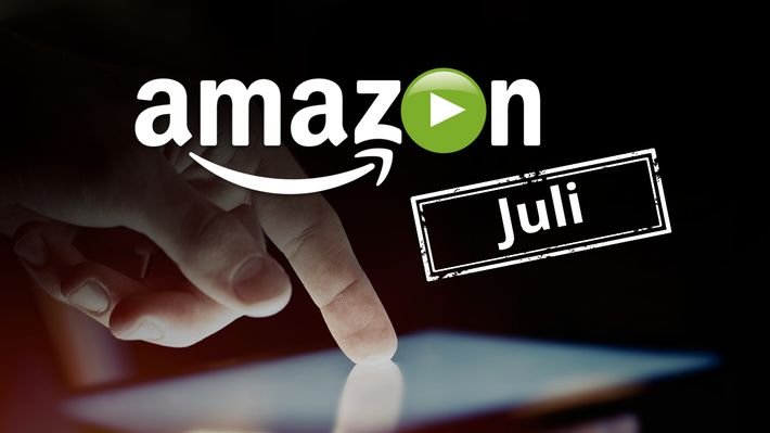 Amazon Prime Video: Neue Filme & Serien im Juli 2017
