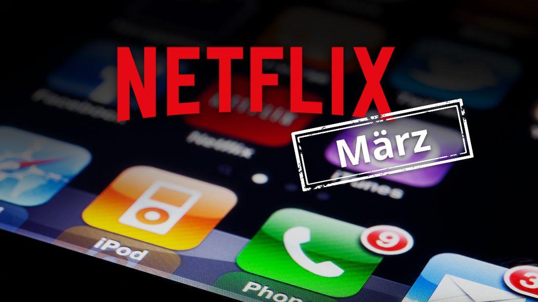 Neuerscheinungen! Alle Netflix-Serien im März 2017