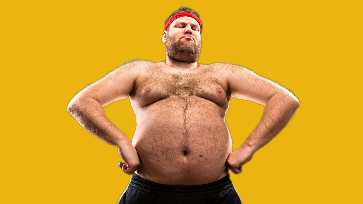 Neue Studie: Männer mit Bauch haben am meisten Sex