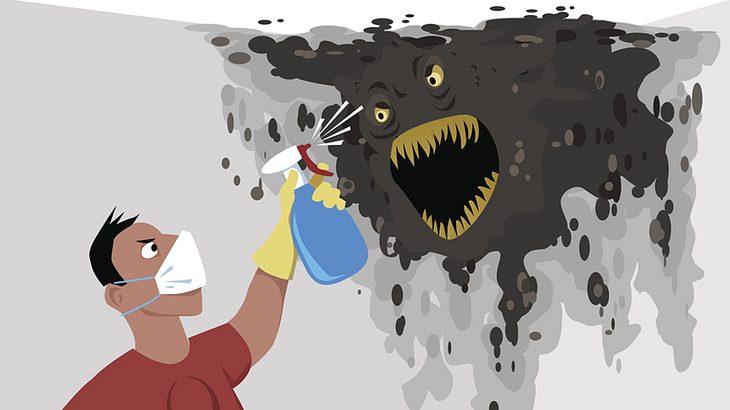 Neue Studie: Putzen ist für Männer gefährlich