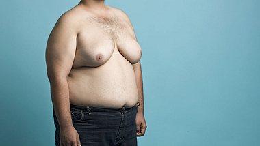 Männerbusen: So wird Mann die Männerbrüste wieder los