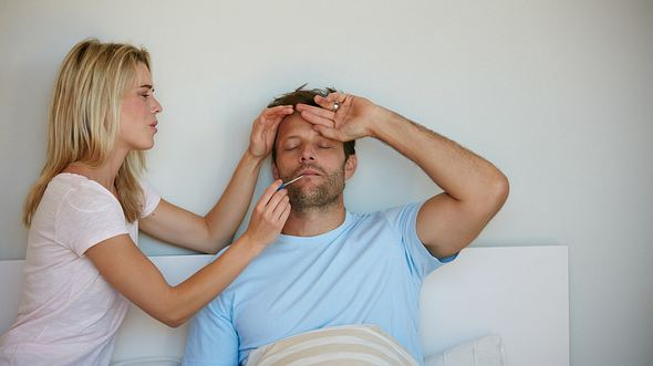 Männergrippe ich echt! - Foto: laflor/iStock