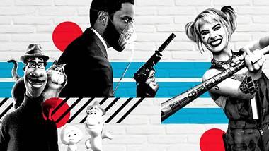 Die besten Filme 2020 - Foto: Warner Bros., Disney
