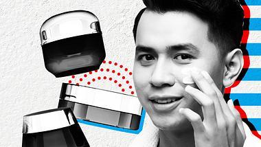 Hautpflege für Männer - Foto: iStock/Makidotvn, PainterSaba