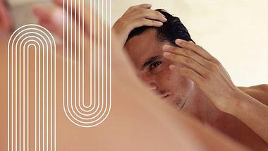 Pickel auf der Kopfhaut - Foto: Getty Images / B2M Productions