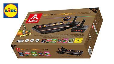 Atari 8 Gold: Lidl bringt Retrokonsole zum Hammerpreis