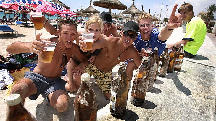 Neue Benimmregeln für Touristen auf Mallorca (Symbolfoto).