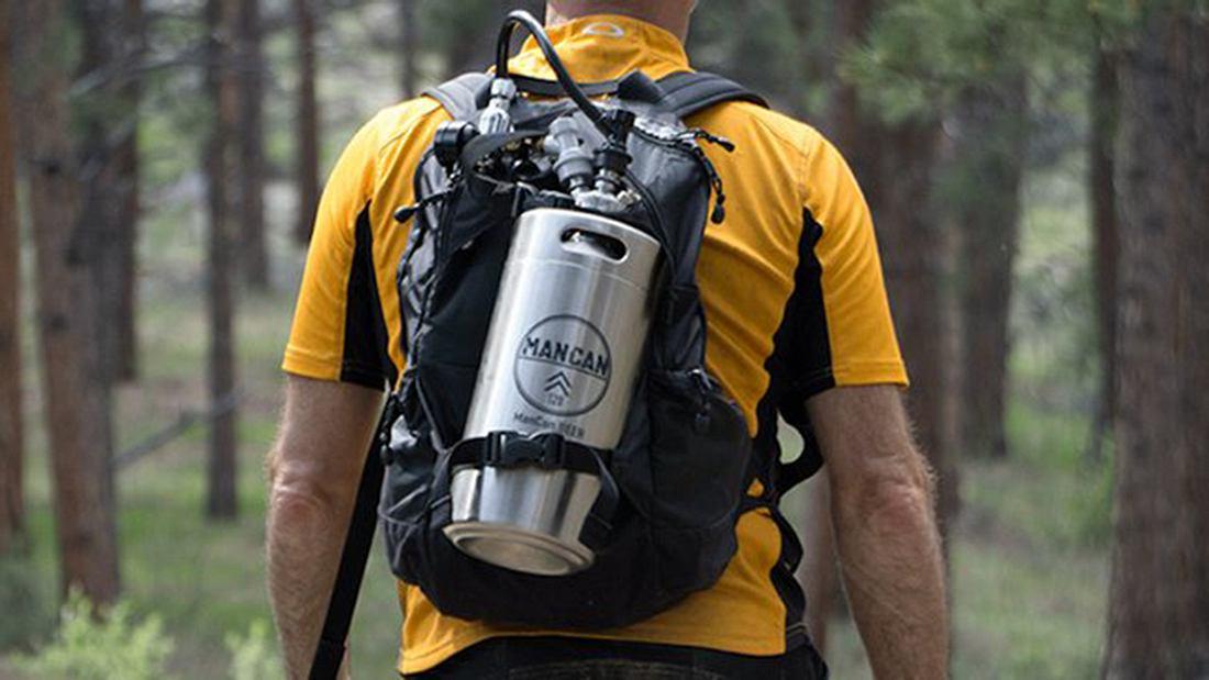 ManCan: Dieses Gadget ist ein Must-have für Bierfans