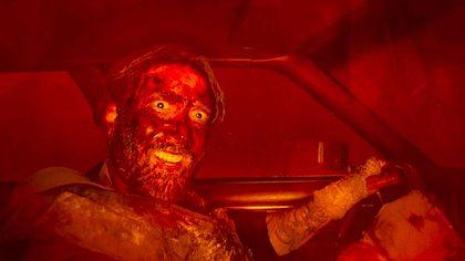 Nicolas Cage in Mandy - Foto: Koch Media