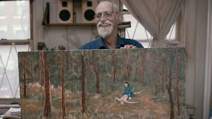 David Huggins und seine Kunst